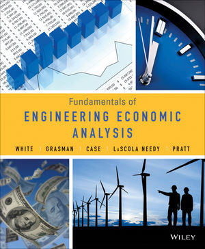 Solution Manual (Download Only) for  Fundamentals of Engineering Economic Analysis