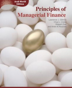 Test Bank (Download Only) for  Principles of Managerial Finance Arab World Edition Pack