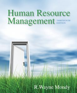 Test Bank (Download Only) for  Human Resource Management