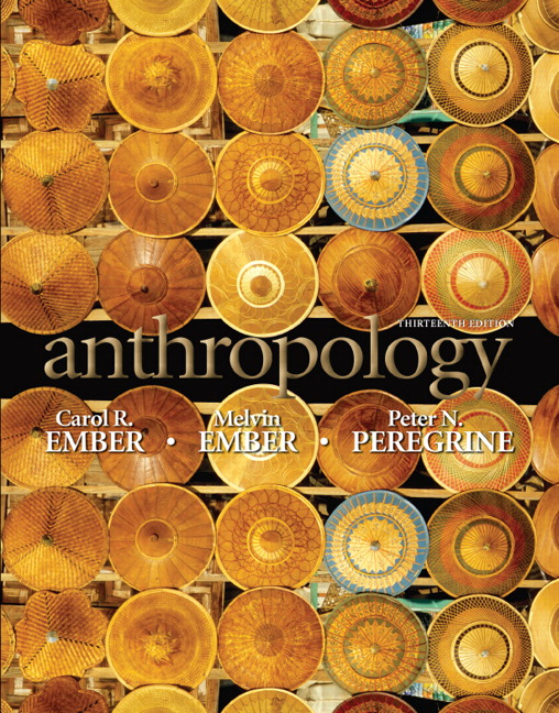 Test Bank (Download Only) for  Anthropology
