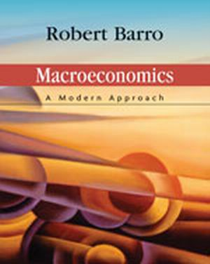 Solution Manual (Download Only) for  Macroeconomics: A Modern Approach