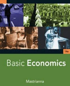 Solution Manual (Download Only) for  Basic Economics