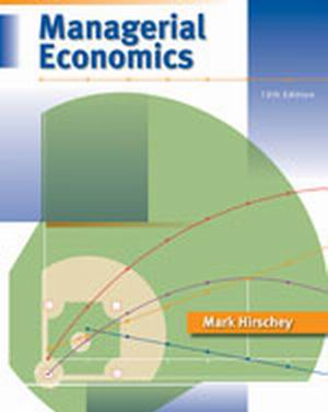 Test Bank (Download Only) for  Managerial Economics