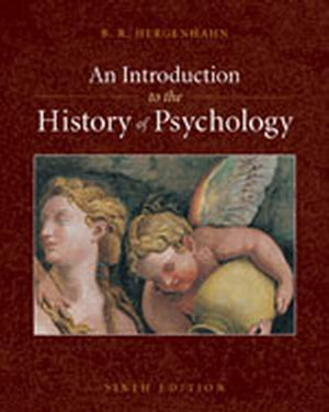 Test Bank (Download Only) for  An Introduction to the History of Psychology