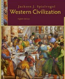 Solution Manual (Download Only) for  Western Civilization