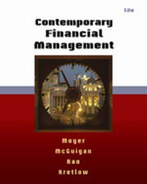 Solution Manual (Download Only) for  Contemporary Financial Management