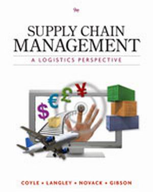 Solution Manual (Download Only) for  Supply Chain Management: A Logistics Perspective