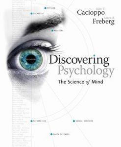 Solution Manual (Download Only) for  Discovering Psychology: The Science of Mind