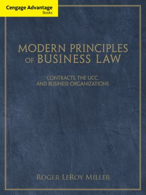 Solution Manual (Download Only) for  Modern Principles of Business Law