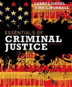 Solution Manual (Download Only) for  Essentials of Criminal Justice