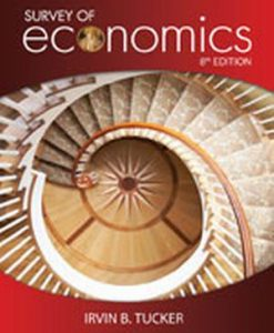 Solution Manual (Download Only) for  Survey of Economics