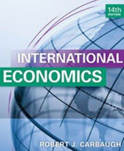 Solution Manual (Download Only) for  International Economics