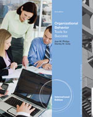 Test Bank (Download Only) for  Organizational Behavior: Tools for Success
