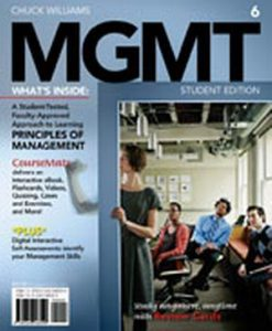 Solution Manual (Download Only) for  MGMT6