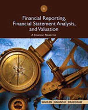 Solution Manual (Download Only) for  Financial Reporting