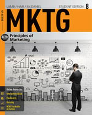 Solution Manual (Download Only) for  MKTG 8