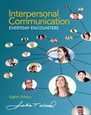 Test Bank (Download Only) for  Interpersonal Communication: Everyday Encounters