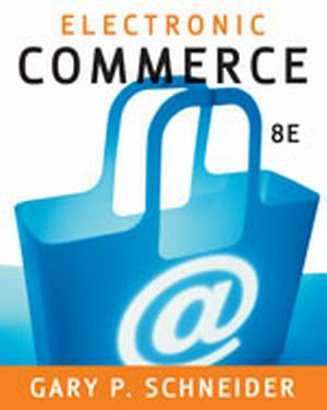 Solution Manual (Download Only) for  Electronic Commerce