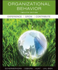Solution Manual (Download Only) for  Organizational Behavior