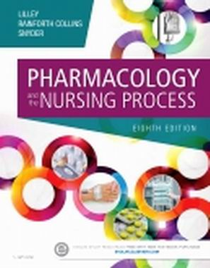Test Bank for Pharmacology and the Nursing Process, 8th Edition, Linda Lane Lilley, Shelly Rainforth Collins, Julie S. Snyder, ISBN: 9780323358286, ISBN: 9780323359009, ISBN: 9780323359023, ISBN: 9780323429177, ISBN: 9780323358996