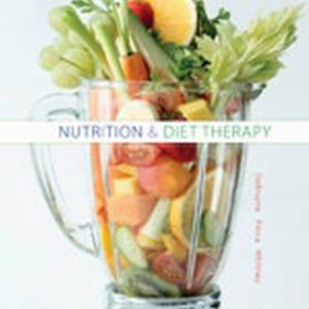 Solution Manual for Nutrition and Diet Therapy, 9/e, DeBruyne