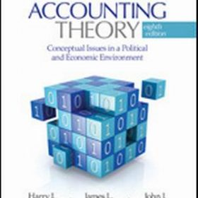 Test Bank forAccounting Theory Conceptual Issues in a Political and Economic Environment, 8th Edition, Harry I. Wolk, James L. Dodd, John J. Rozycki, ISBN: 9781412991698, ISBN-10: 1412991692, ISBN-13: 978-1412991698