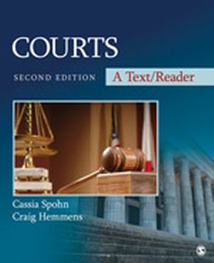 Test Bank for Courts A Text/Reader, 2/e, Spohn
