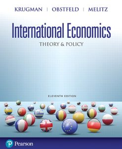 Solution Manual for International Economics: Theory and Policy 11e Krugman