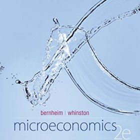 Solution Manual for Microeconomics 2e By Bernheim