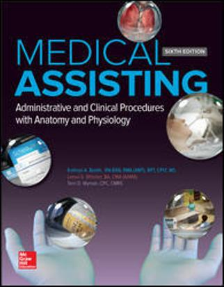 Test Bank forMedical Assisting: Administrative and Clinical Procedures, 6th Edition, By Kathryn Booth, Leesa Whicker, Terri Wyman , ISBN-10: 1259197743, ISBN-13: 9781259197741