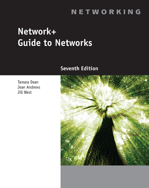 Solution Manual for Network+ Guide to Networks 7e West