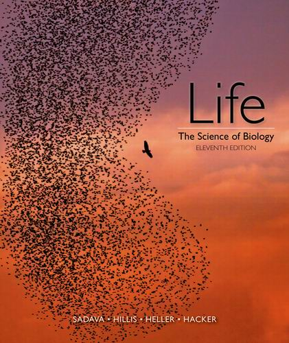 Test Bank for Life: The Science of Biology 11e Sadava