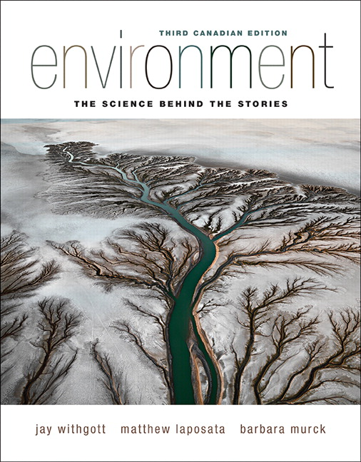 Test Bank for Environment: The Science Behind the Stories 3ce Withgott