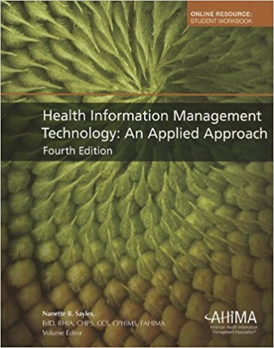 Test Bank for Health Information Management Technology 4e by Sayles