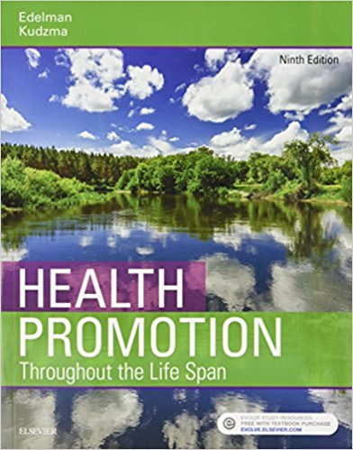 Test Bank for Health Promotion Throughout the Life Span 9e by Edelman