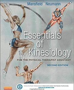 Test Bank for Essentials of Kinesiology for the Physical Therapist Assistant 2e by Mansfield