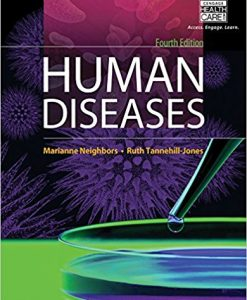 Test Bank for Human Diseases 4e by Neighbors