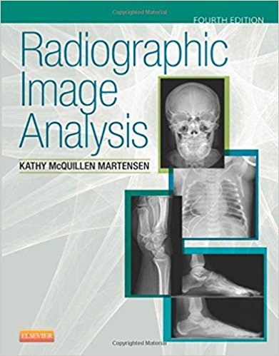 Test Bank for Radiographic Image Analysis 4e by Martensen