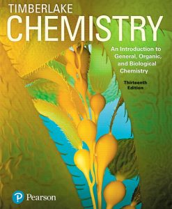 Test Bank for Chemistry: An Introduction to General Organic and Biological Chemistry 13e Timberlake