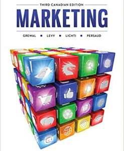 Test Bank for Marketing 3ce by Grewal