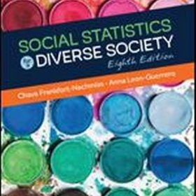 Solution Manual for Social Statistics for a Diverse Society 8e Frankfort-Nachmias