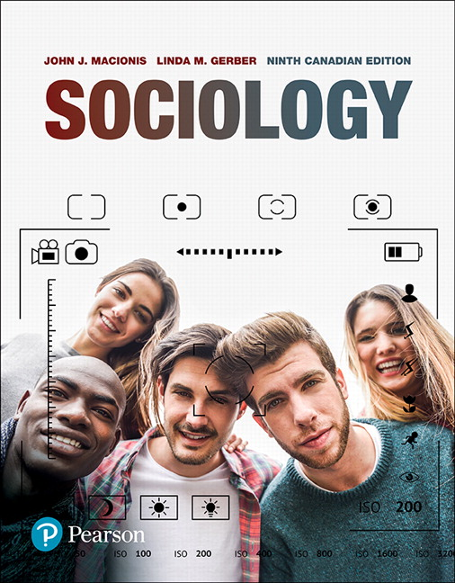 Solution Manual for Sociology Ninth Canadian Edition 9e Macionis