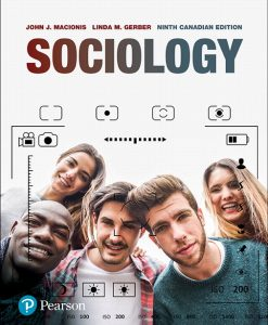 Test Bank for Sociology Ninth Canadian Edition 9e Macionis