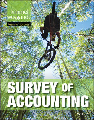 Solution Manual for Survey of Accounting 1e Kimmel
