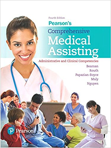 Test Bank for Comprehensive Medical Assisting 4e by Beaman