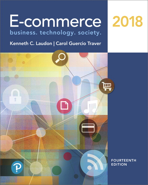 Test Bank for E-commerce 2018 14e Laudon