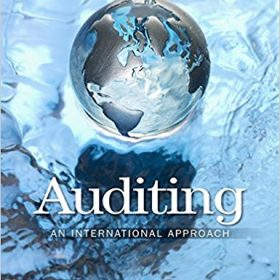 Solution Manual for Auditing: An International Approach 7e by Smieliauskas