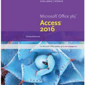 Test Bank for New Perspectives Microsoft® Office 365 & Access 2016: Comprehensive 1e Shellman