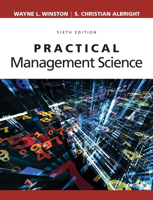 Solution manual for practical management science 6e winston solution manual download only for practical management science 6th edition wayne l winston s christian albright isbn 10 1337406651 fandeluxe Image collections