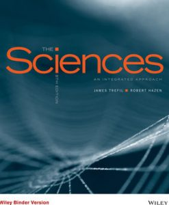 Test bank for The Sciences: An Integrated Approach 8th Edition by Trefil